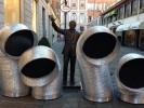 Street theatre: Animated Tubes