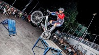 Biketrial Show made in Italy