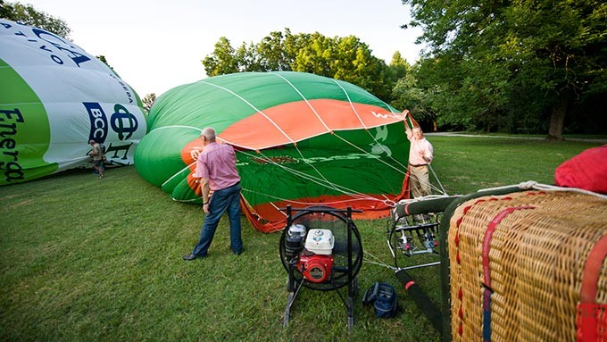 Idee originali per Team Building in mongolfiera - Prestige Eventi
