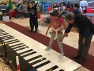 The Big Piano and kids