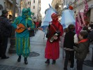 Street theatre: fairy tales parade