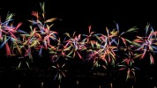 Spectacles pyromusical et feux d'artifice