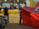 Ballooning in Italy and team building